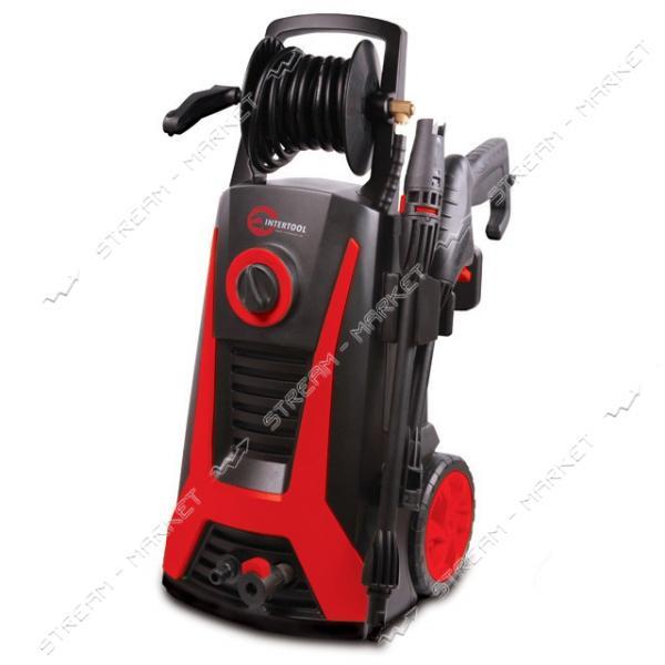 Очиститель высокого давления INTERTOOL DT-1507 1600Вт, 5.5лит/мин, 65-120bar