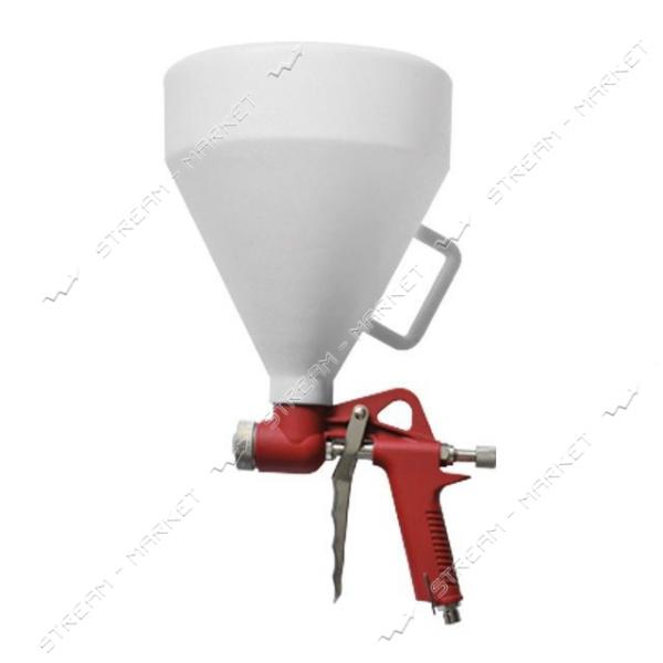 Штукатурный распылитель INTERTOOL PT-0402 , 4-8мм, В/Б пластмассовый, 7000мл, 3-6b