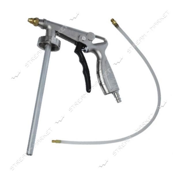 Пистолет под гравитекс INTERTOOL PT-0703 пневмо. с гибкой насадкой
