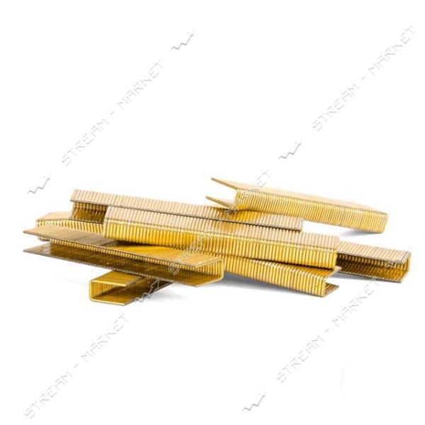 Скоба для пневмостеплера INTERTOOL PT-8220 PT-1615 20мм 10.8*1.40*1.60мм 10000шт/упак.