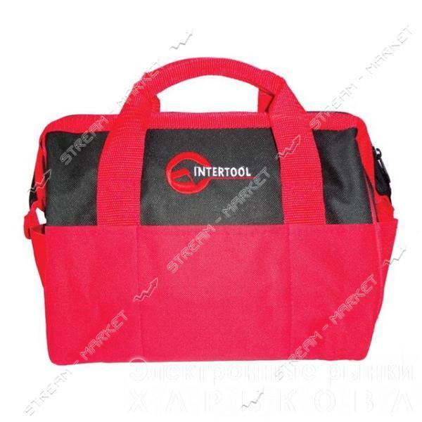 INTERTOOL BX-9003 Сумка для инструментов 20 карманов 305*190*267мм - Ящики, сумки инструментальные на рынке Барабашова