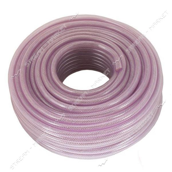 INTERTOOL PT-1741 Шланг PVC высокого давления армированный 8мм*50м