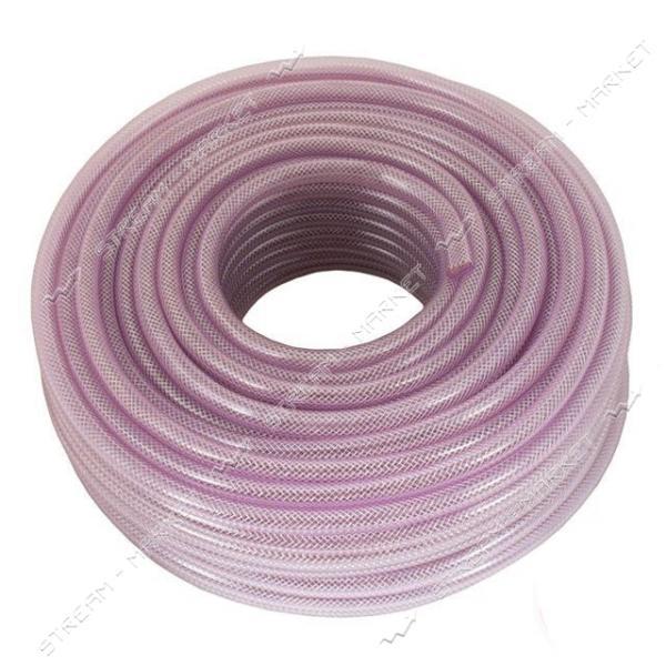INTERTOOL PT-1743 Шланг PVC высокого давления армированный 12мм*50м