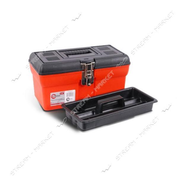 INTERTOOL BX-1113 Ящик для инструмента с металлическими замками 13' (330*180*165 мм)