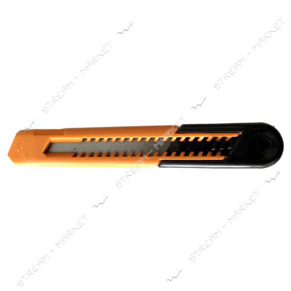 Нож с отламывающимся лезвием LT 0202 18мм