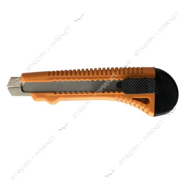 Нож с отламывающимся лезвием LT 0203 18мм