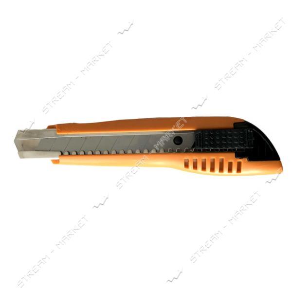Нож с отламывающимся лезвием LT 0204 18мм