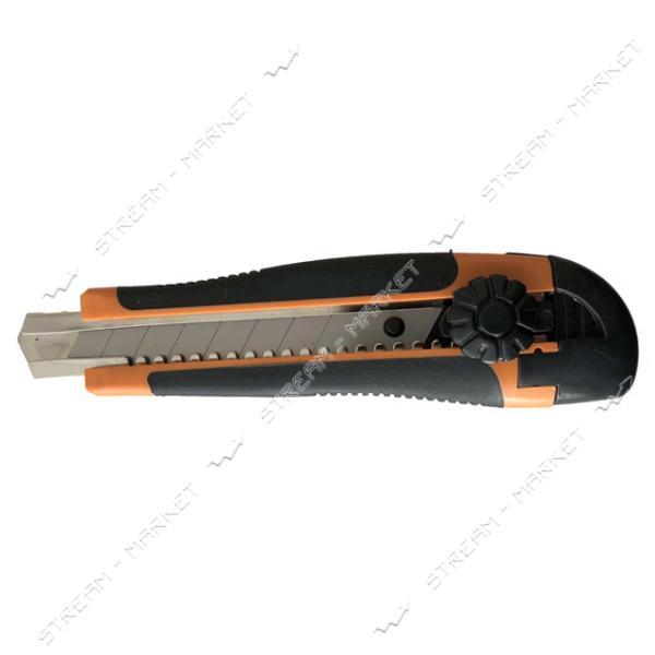 Нож с отламывающимся лезвием LT 0206 18мм