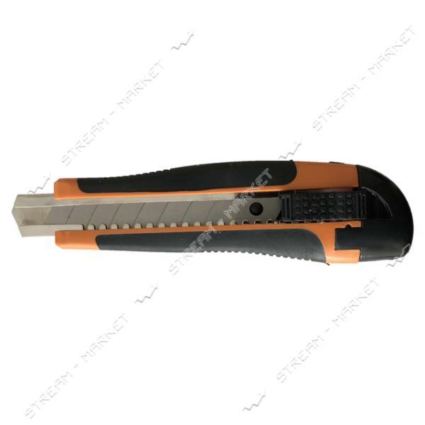 Нож с отламывающимся лезвием LT 0207 18мм