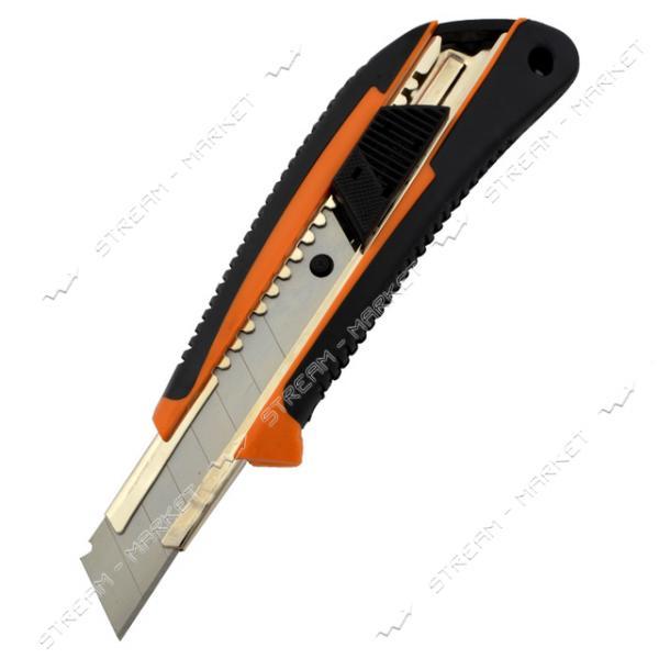 Нож с отламывающимся лезвием LT 0208 18мм