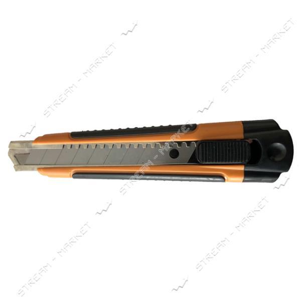 Нож с отламывающимся лезвием LT 0210 18мм