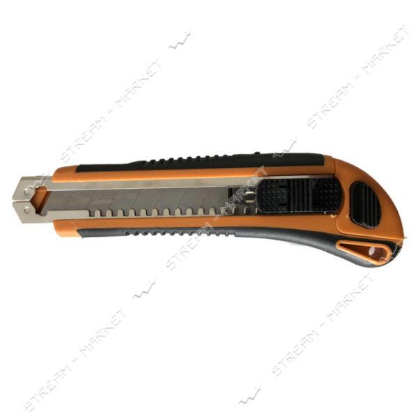 Нож с отламывающимся лезвием LT 0211 18мм