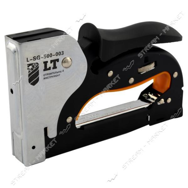Степлер профессиональный LT 500-003 4-14мм рессорный