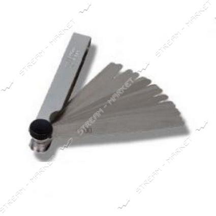 Miol 15-130 Набор щупов для измерения зазоров 13шт
