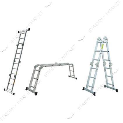 SIGMA 512043 лестница многоцелевая 4*3