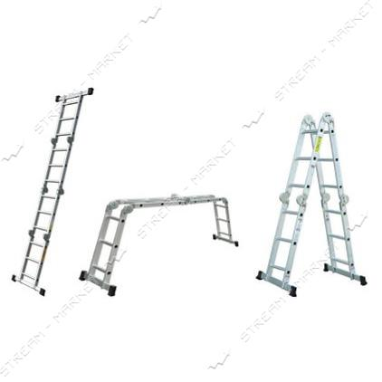 SIGMA 512044 лестница многоцелевая 4*4