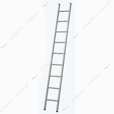 SIGMA 514016 Лестница приставная алюминиевая 16 ступенек