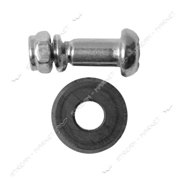 SIGMA 810222 колесико для плиткореза 22*1.7*10.5мм