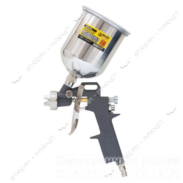 SIGMA 6811051 (850117) пневмопистолет лакокрас. с в/б (мет) - Краскопульты электрические на рынке Барабашова