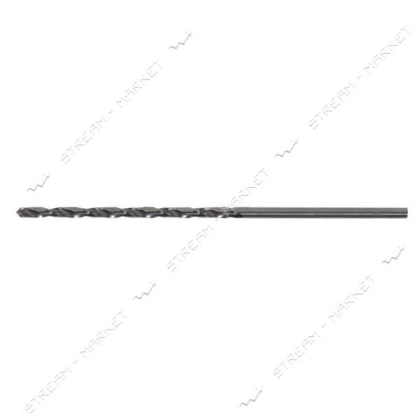 SIGMA 1110491 (111049) сверло по металлу hss белый 4.9мм удлиненный