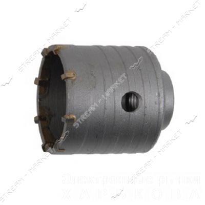 SIGMA 1513101 (150055) фреза по бетону O75*70мм 9 зубцов (тубус) без хвостовика - Коронки сверлильные, пилы кольцевые на рынке Барабашова
