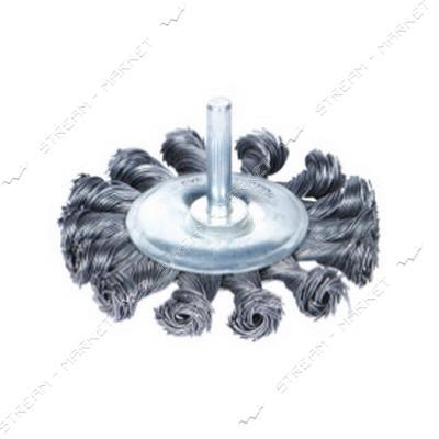 SIGMA 9023071 (902307) щетка стальная 'дискообразная' 75мм (Дрель)