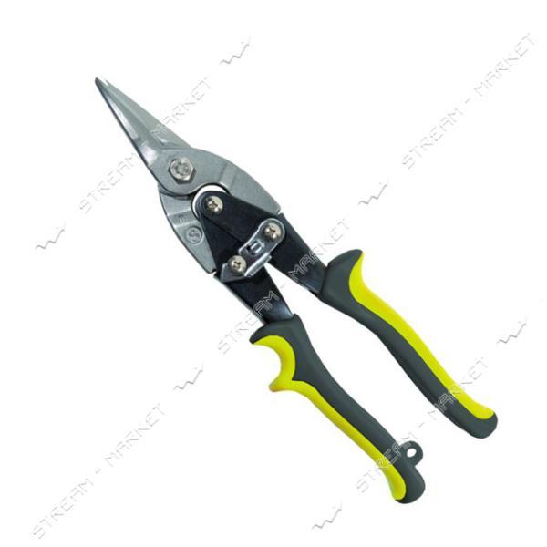 SIGMA 4331231 Ножницы по металлу 250мм, прямые