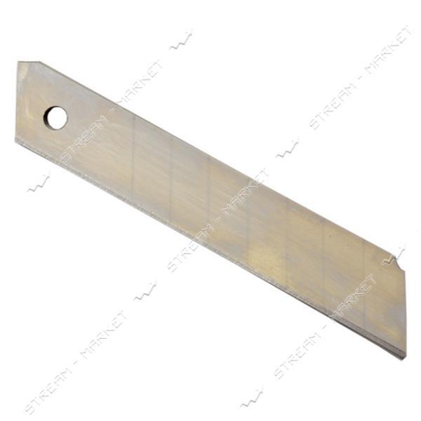 Лезвия сменные СИЛА 400103 сегментированные 18мм 10шт