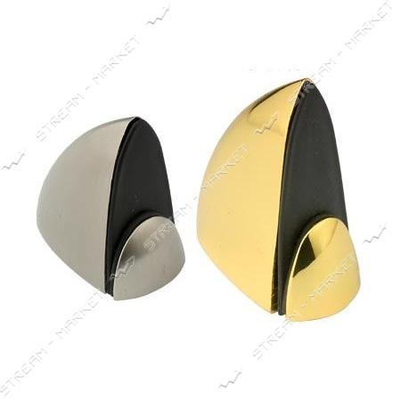 Полкодержатель мебельный Пеликан 916-S-42мм сатин 2шт