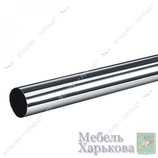 Труба d16мм Рейлинговая L=3м - Мебельные трубы и комплектующие в Харькове