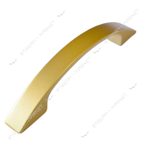 Ручка мебельная 5110 KUTUP 96мм матовое золото