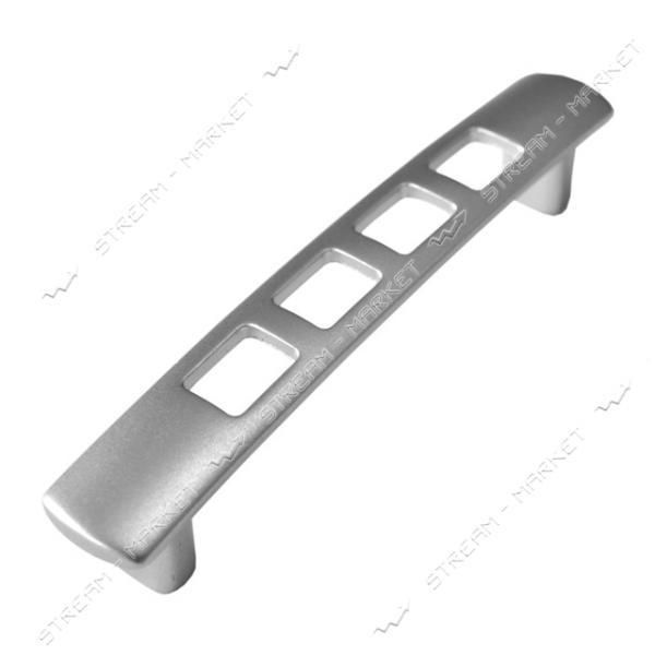 Ручка мебельная 5125 PETEK 96мм матовый хром