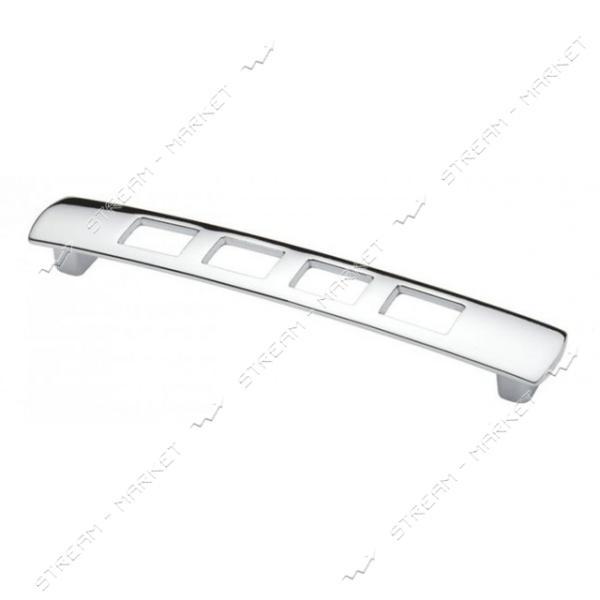 Ручка мебельная 5126 PETEK 128мм хром