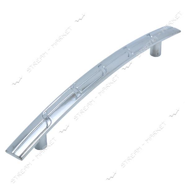 Ручка мебельная 6201-96 хром Miradel