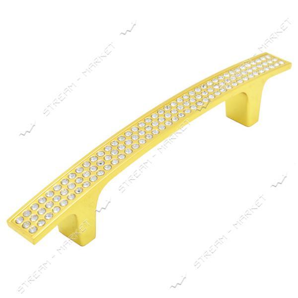 Ручка мебельная 665-96 золото