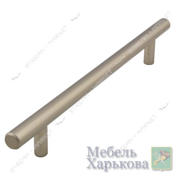 Ручка мебельная рейлинговая 96мм сатин - Мебельные ручки в Харькове
