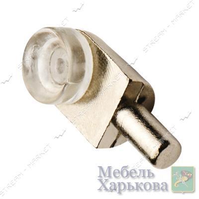 Стеклодержатель мебельный сикура - Полкодержатели, стеклодержатели в Харькове