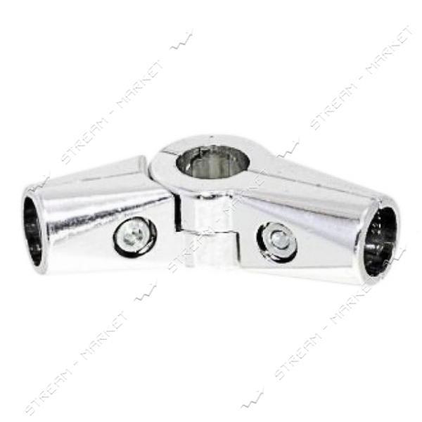 Соединитель для трубы d25 мм R43 угловое