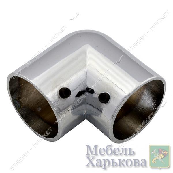 Соединитель для трубы d25мм угловой - Комплектующие для мебели в Харькове