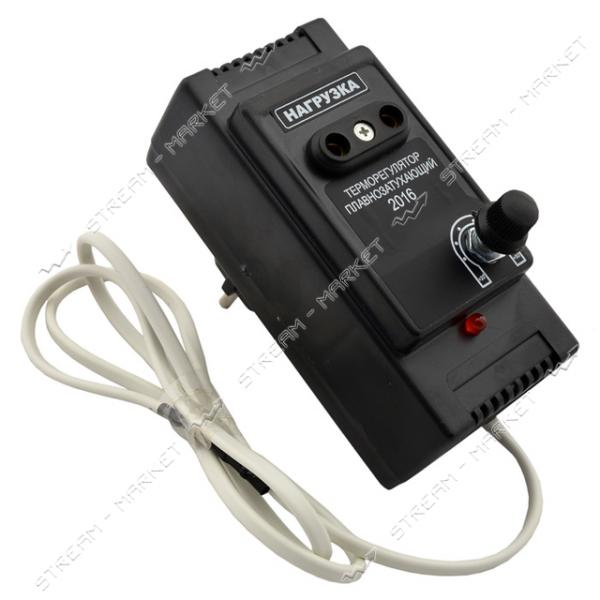Терморегулятор 1 кВт одна настройка (для инкубаторов) КВОЧКА