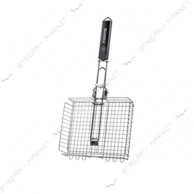 Forester Решетка-гриль объемная cо складной ручкой 24x43