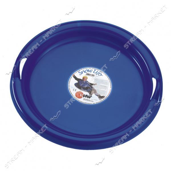 Тарелка для катания пластмассовая