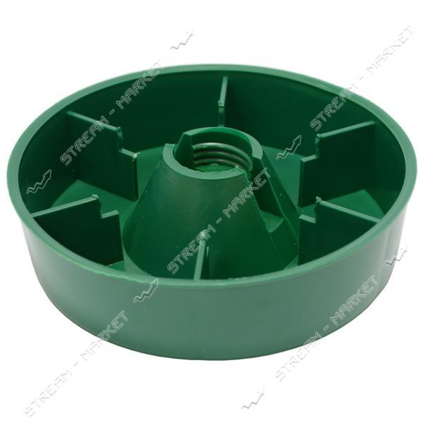 Поилка пластиковая универсальная под банку 12х12 (кратно упаковки 20 шт, цена за 1шт)