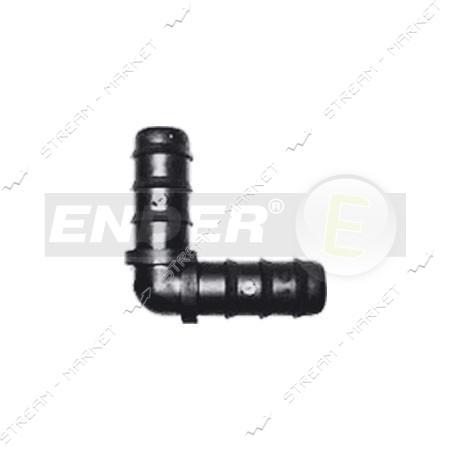 Угловое соединение для трубки 20042 Ender LDPE