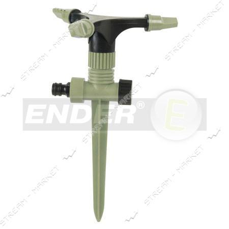 Тройной роторный спринклер 08B4502 Ender