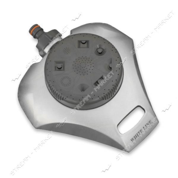 WHITE LINE WL-8113 Ороситель 8 функций на металлической основе
