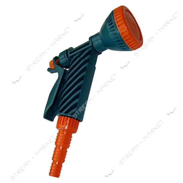 SLD Пистолет поливочный цанга 1/2 с фиксатором Душ (139)