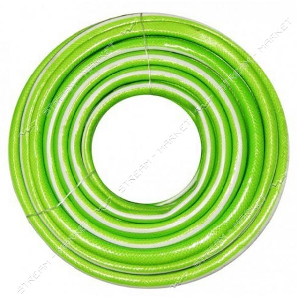 Шланг для полива Evsi-Plastik Радуга Цветная d 18 3/4 30м