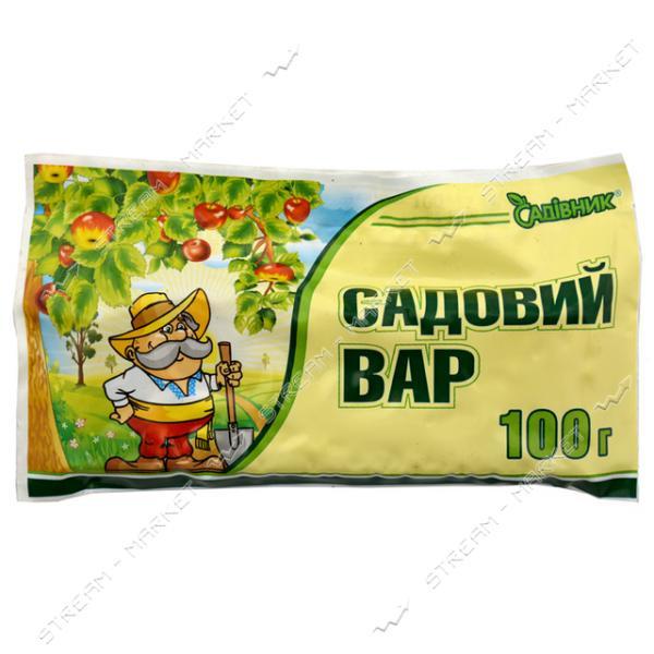 Садовый вар Садовник 100г