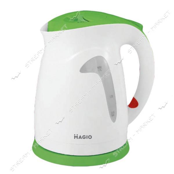 Электрочайник Magio MG-518 пластик 2200Вт 1, 7л